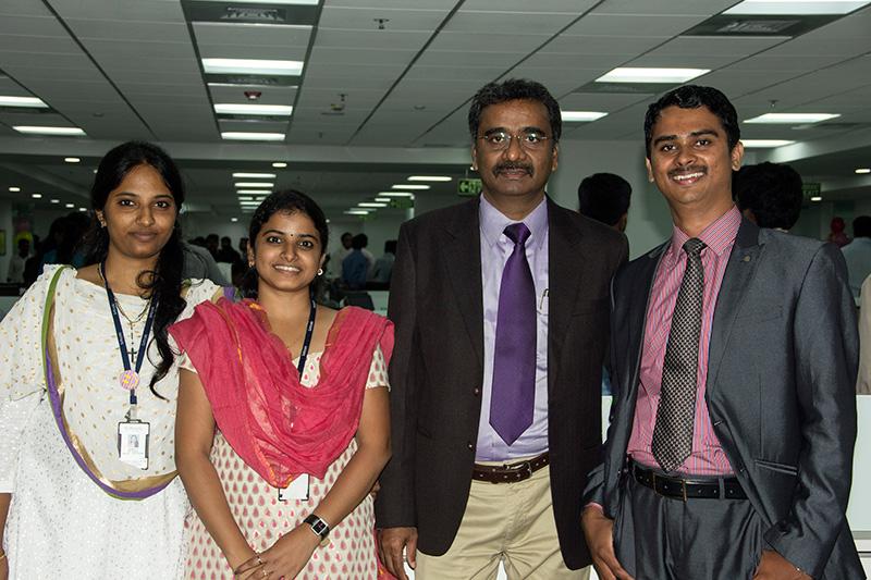 softcrylic india ODC TEAM,Chennai 6