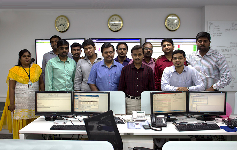 softcrylic india ODC TEAM,Chennai 4