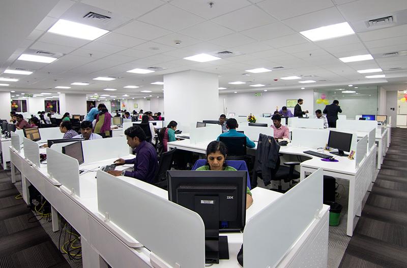 softcrylic india ODC TEAM,Chennai 3