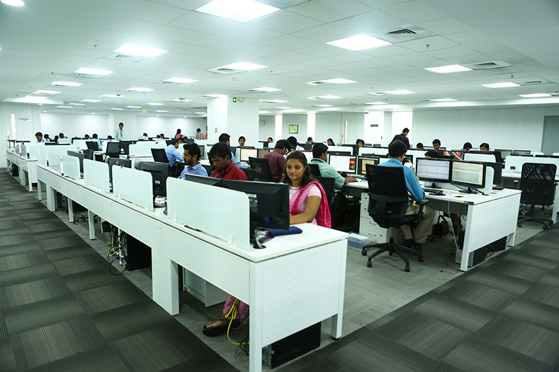 softcrylic india ODC TEAM,Chennai 2