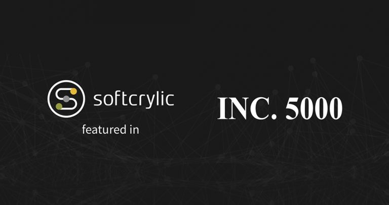 Softcrylic selected for Inc. Magazine's List of America's Fastest-Growing Private Companies