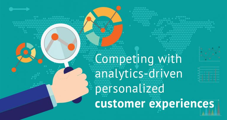Competing with analytics-driven personalized customer experiences