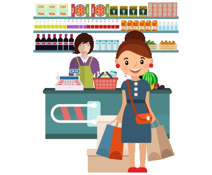 retailer in store customer experience