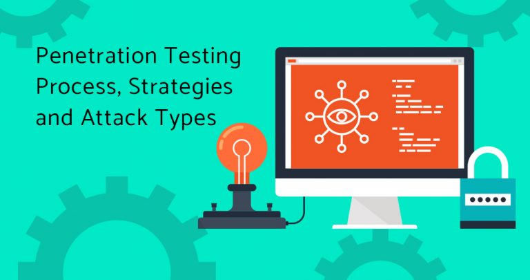 Penetration Testing Process, Testing Types and Attack Types