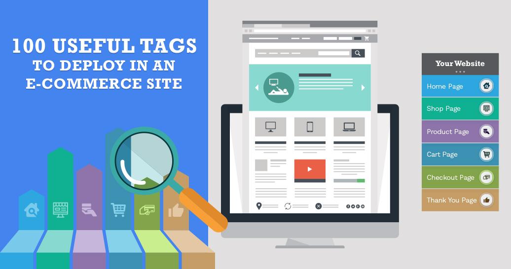 Tag Management - E-Commerce Website