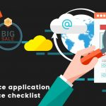 e-Commerce application performance checklist