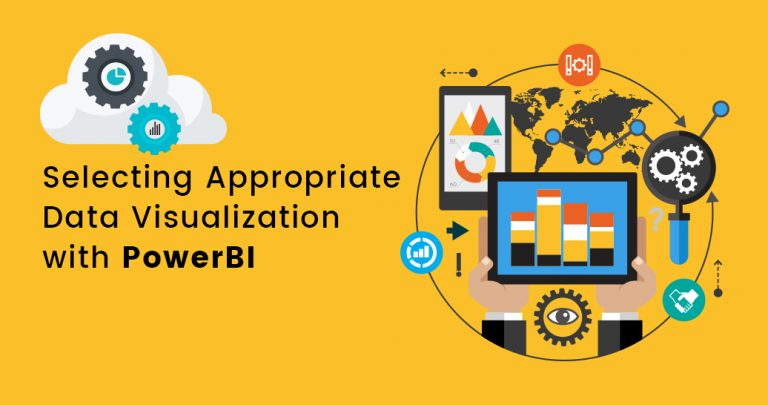 Selecting Appropriate Data Visualization with PowerBI