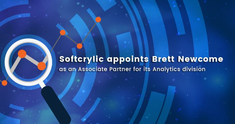 Softcrylic appoints Brett Newcome as an Associate Partner