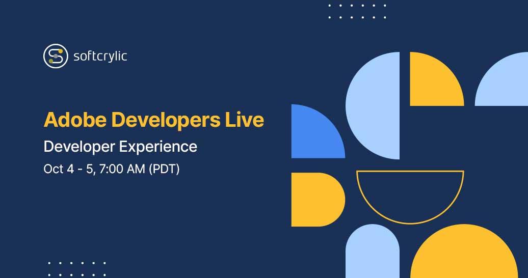Adobe Developers Live